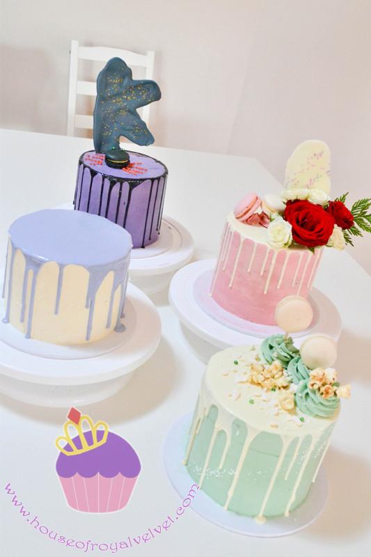 perth cake class