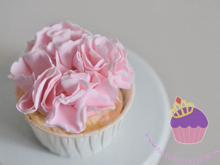 Ruffle Cupcake for Penelope