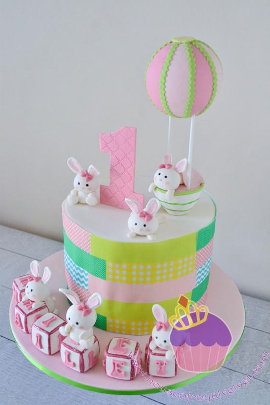 Rabbit Cake Perth Cakes Perth WA House of Royal Velvet