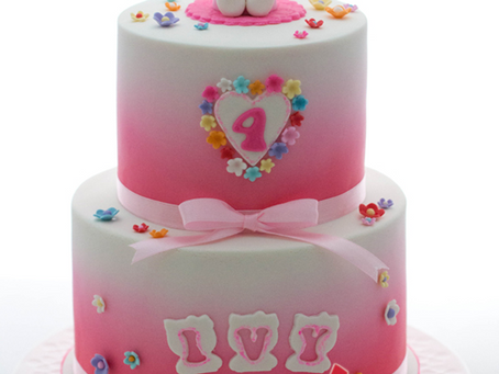 Hello Kitty Cake for Ivy