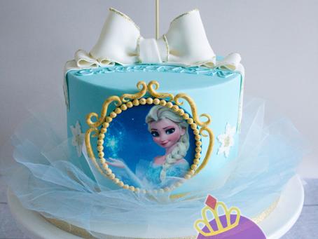 Frozen Cake for Cathlyn