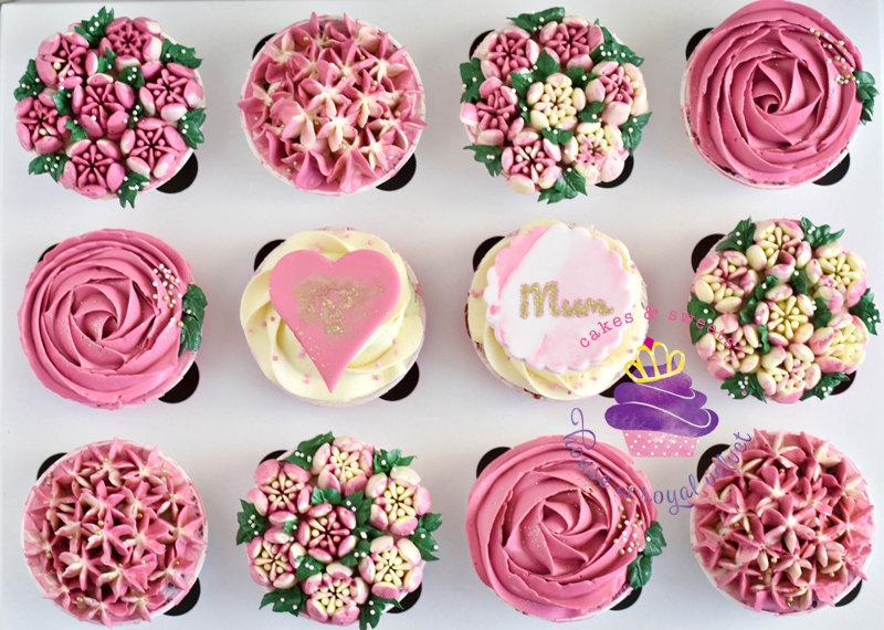 Cupcake Decorating Class