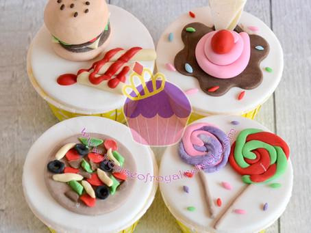 Food Cupcake Decorating Class