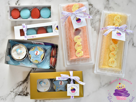 Full Month Sweets Package