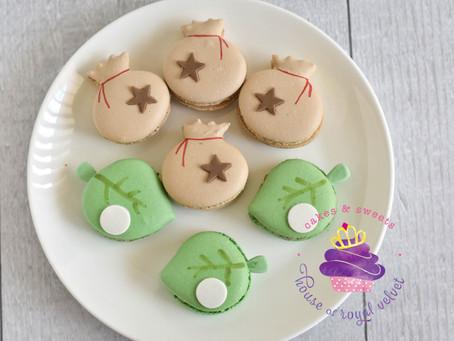 Animal Crossing Macarons