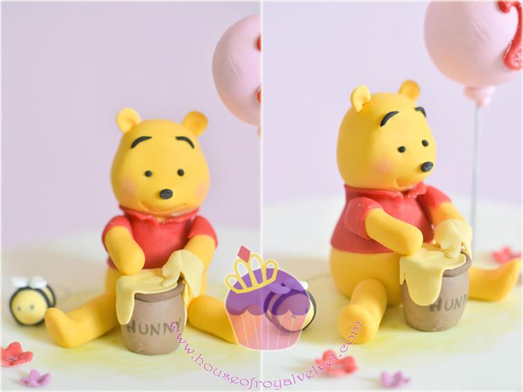 fondant pooh