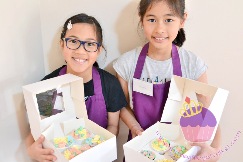 perth cupcake classes