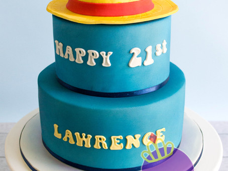One Piece Cake for Lawrence