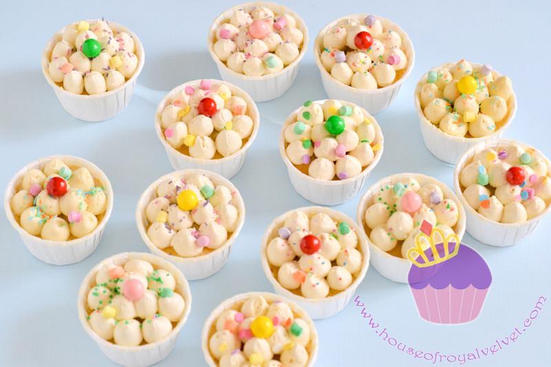 Bubble Cupcakes