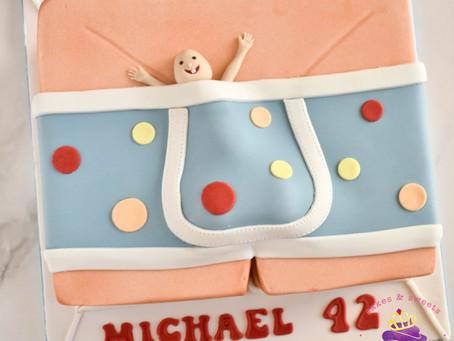 Undie Cake