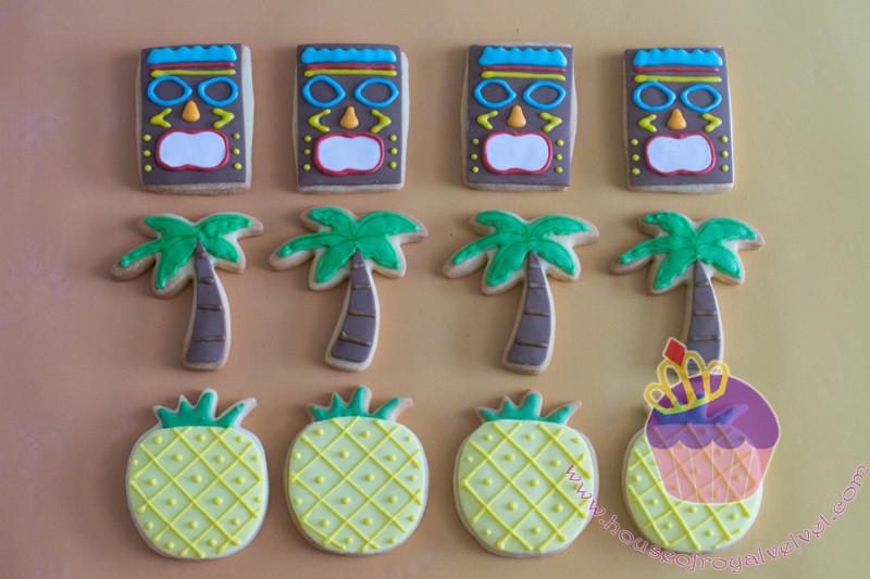 hawaiian cookies