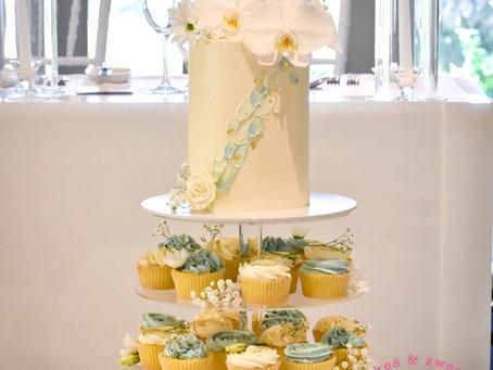 Cake & Cupcake Tower