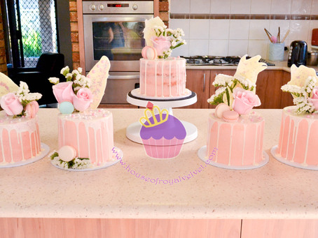 Buttercream Cake Decorating Workshop