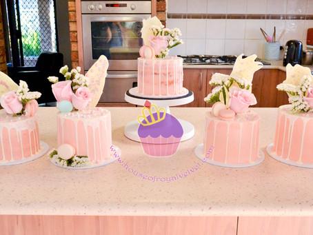 Buttercream Cake Decorating Workshop