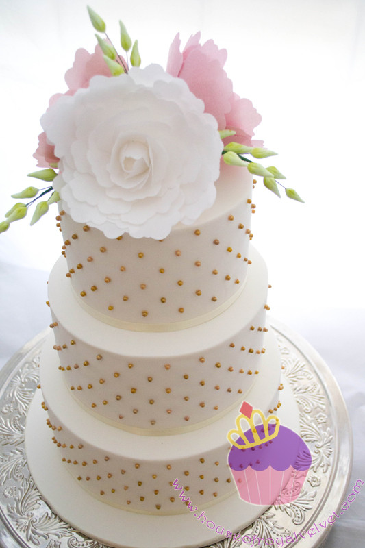 wedding cakes perth