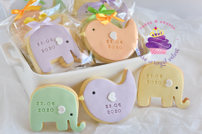 elephant bird cookies