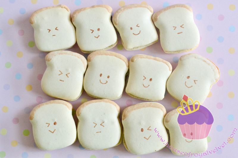bread macarons