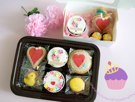 Thank You Sweets Box for Teachers
