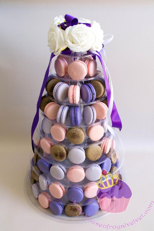 perth macaron tower