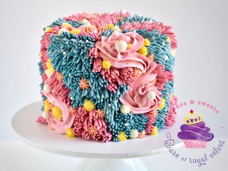Furry Cake