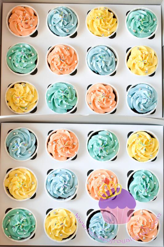 boys cupcakes