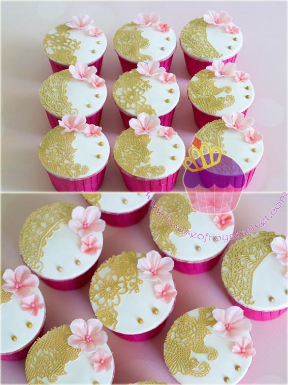 wedding cupcakes perth