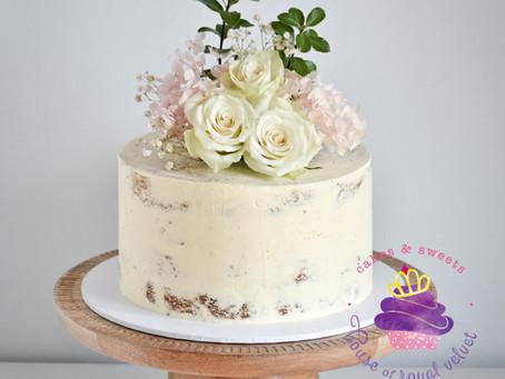 Rustic Cake