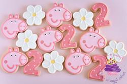 peppa cookies