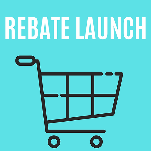 Rebate Launch