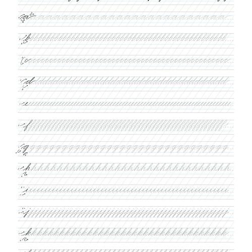 guide sheet