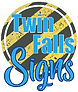 twin falls signs logo _transparent backg