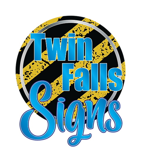 twin falls signs logo