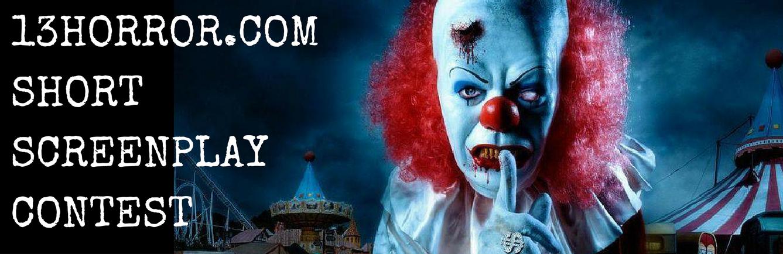 Horror screenplay contest