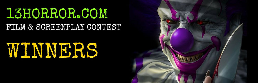 13Horror.com March 2017 Finalists