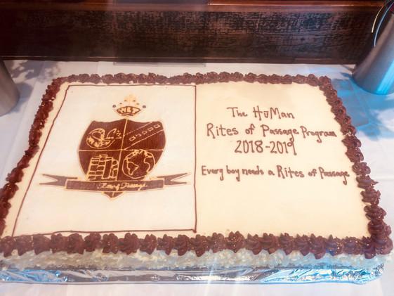 HuROP cake