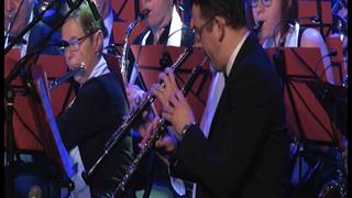 Spectacle du Nouvel an 2018, à La Luna, par l'Orchestre Philharmonique de Maubeuge
