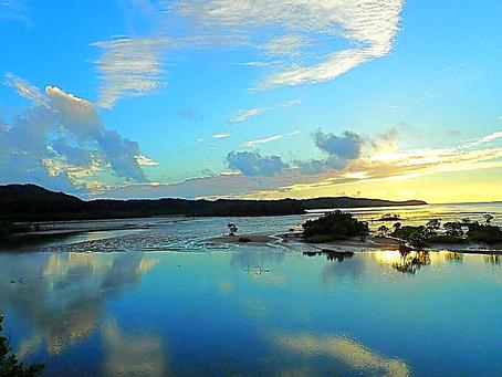 島旅を楽しもう〜🌴☀️西表島の朝の風景〜