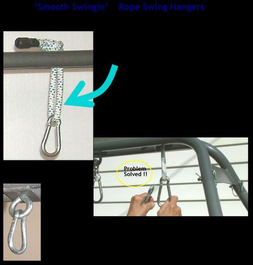 HPSI Portable swing frame