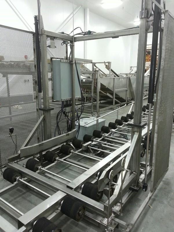 Stainless Steel Restacker
