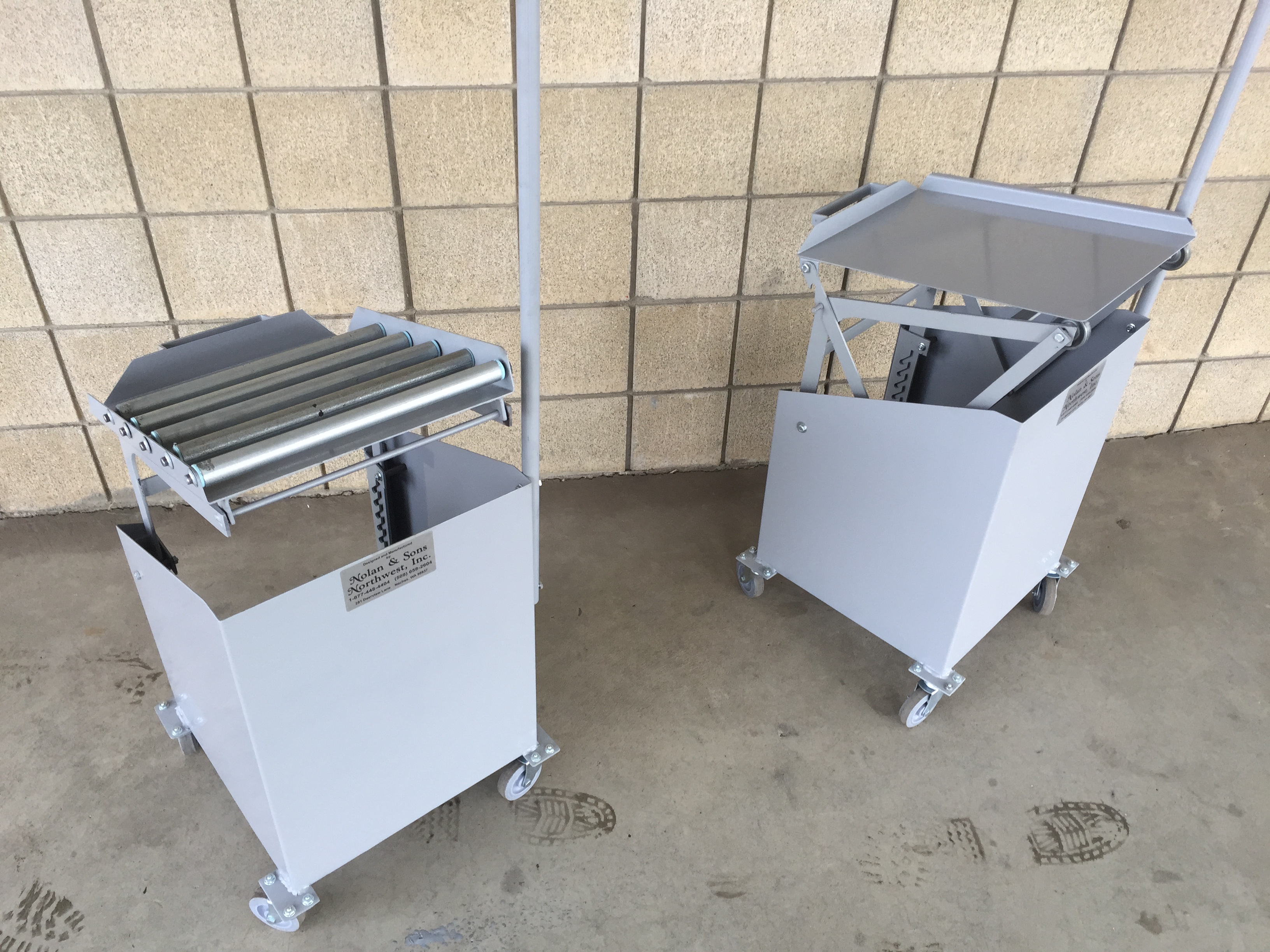 Packing Stands