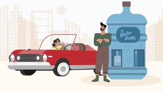 Dapper Water Bottles Explainer
