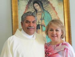 Juan Valadez y su esposa María