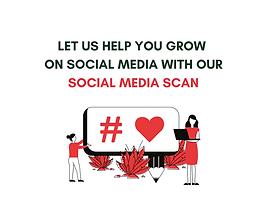 GROW ON SOCIAL MEDIA WITH OUR SOCIAL MED