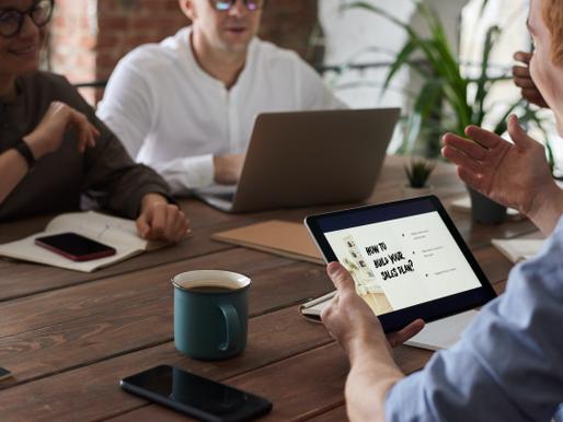 Hoe bouw je een succesvol verkoopplan op?