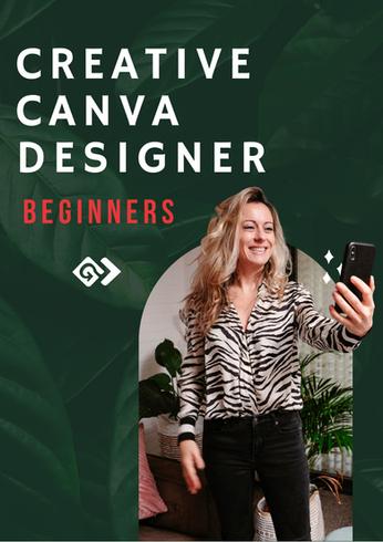 Canva cursus voor beginners