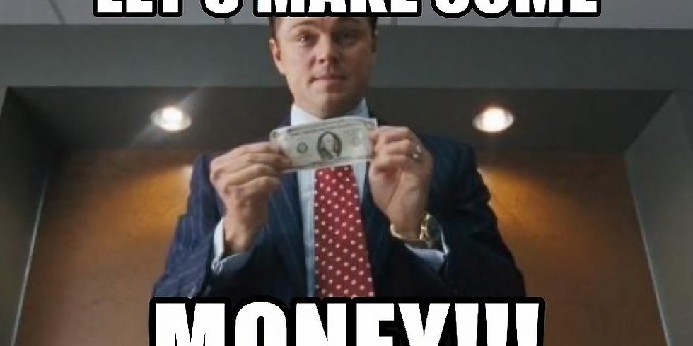 Laten we wat geld verdienen!