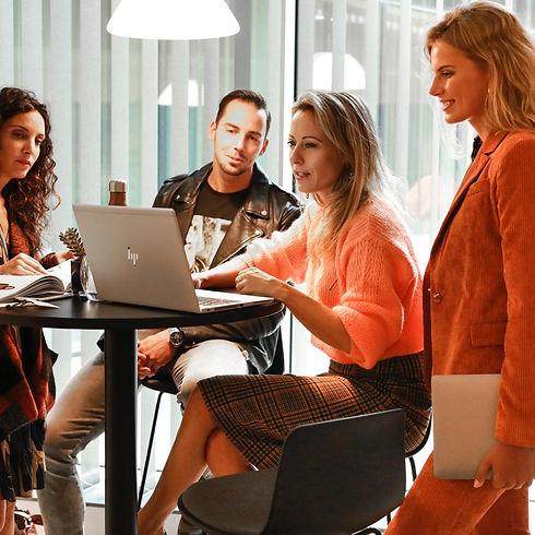 Business coaching Zonhoven en Limburg door Veroniek Jacobs van The Art of Growing