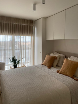 2Decorate-appartement knokke slaapkamer
