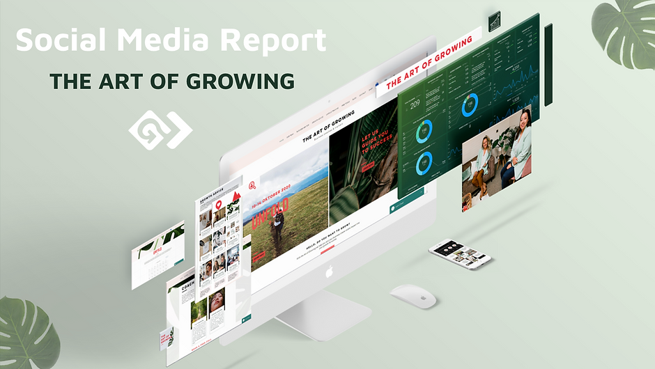 Social media scan Zonhoven - The Art of Growing