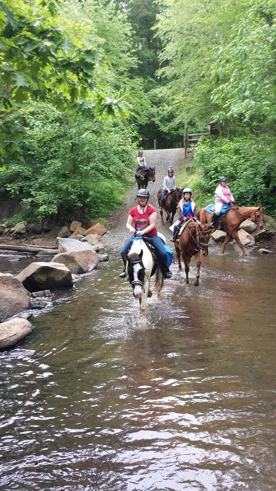 Trail Rides/One Time Riding